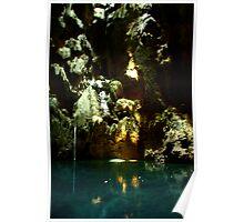 Bonito Caves Poster