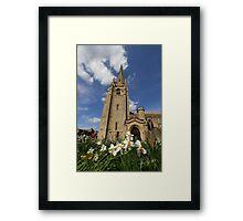 Spalding Church Framed Print