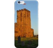Breedon on the Hill Church iPhone Case/Skin