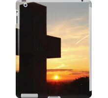 Breedon on the Hill Sunset iPad Case/Skin