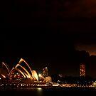 Illuminated Sydney by HeatherEllis