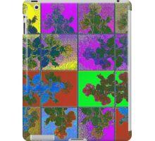 Floral Universe Pattern 8 iPad Case/Skin