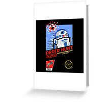 Droid Hunt  Greeting Card