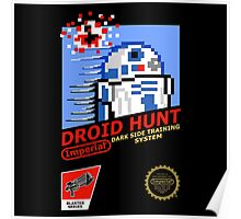 Droid Hunt  Poster
