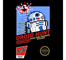 Droid Hunt  Photographic Print