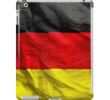 German Flag iPad Case/Skin