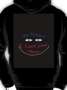 Cheshire Jesus T-Shirt