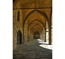 History written on the walls Photographic Print