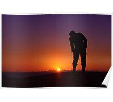 Maroubra Sunrise Poster