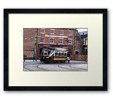 Tramcar #2 Framed Print
