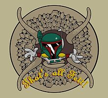That's all Fett! by NoraEvergla