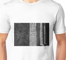 Walking with ghosts  Unisex T-Shirt