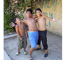 """Kids"" Photographic Print"