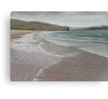 Portstewart strand,Northern Ireland. Canvas Print