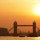 Tower Bridge by Philip Cozzolino