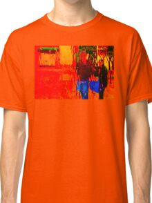 COLORS OF TUSCANY (CARD) Classic T-Shirt