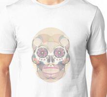 Skull - circular Unisex T-Shirt