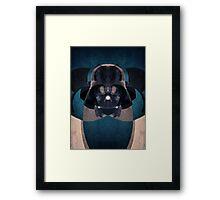 Darth Vader Framed Print