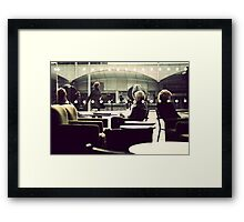 Life on Pause Framed Print