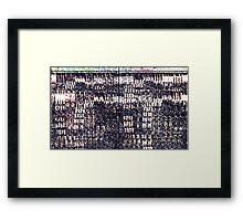 City That Never Sleeps Framed Print