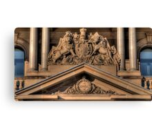Customs House (c1844), Sydney - The HDR Experience Canvas Print