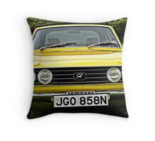 """ Classic cars"" Throw Pillow"