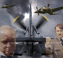 The Battle For Britain by Colin  Williams Photography