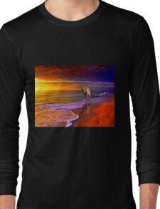 Enjoy the moment Long Sleeve T-Shirt