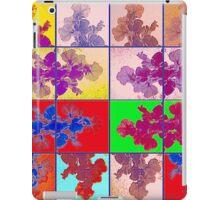 Floral Universe Pattern 2 iPad Case/Skin