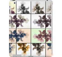 Floral Universe Pattern 5 iPad Case/Skin