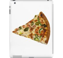 Spicy Pizza Slice iPad Case/Skin