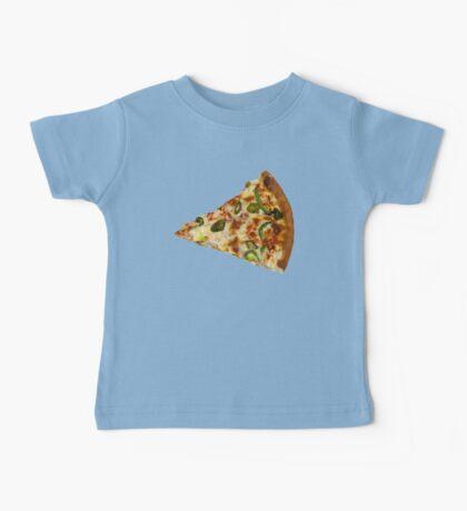 Spicy Pizza Slice Baby Tee