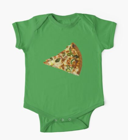 Spicy Pizza Slice One Piece - Short Sleeve