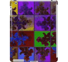 Floral Universe Pattern 4 iPad Case/Skin
