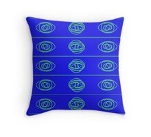 sdd Abstract Pattern 100G Throw Pillow