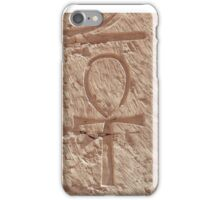 A stands for Ankh  iPhone Case/Skin