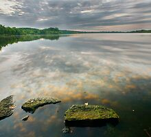 Cloud Reflections by Adam Bykowski