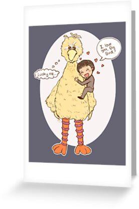 Romney Loves BigBird by Katie (Pockaru)