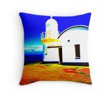 Port Macquarie Lighthouse Throw Pillow