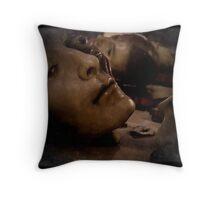 Wunderkammer #1 Throw Pillow