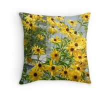 Susans In The High Line Throw Pillow