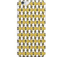 Penguin Pattern iPhone Case/Skin
