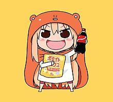 Himouto! Umaru-chan – Coke 'n Chips by gentlemenwalrus