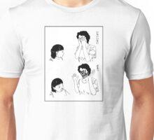 Shintaro – Peek-a-boo (Variant) Unisex T-Shirt