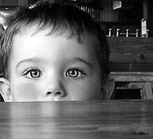 Shy... by Jenni Atkins-Stair