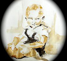 Baby Papa Mueller by ErikaNicole