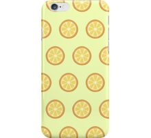 Oranges Pattern iPhone Case/Skin