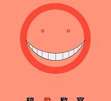 Assassination Classroom – Koro Sensei 4 by gentlemenwalrus