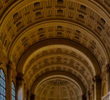 Boston Public Library Sticker