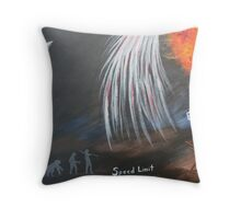 Honoring the Revolutions of Science Throw Pillow